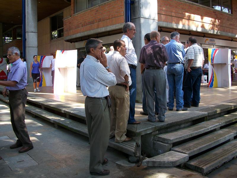 Elecciones Presidenciales en Colombia, Mayo 2010.